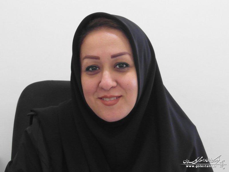 دومین مسابقه طراحی زنده لباس در استان گلستان