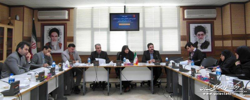 نخستین جلسه کارگروه استانی هماهنگی، حمایت و توسعه محتوا و خدمات فرهنگی فضای مجازی تشکیل شد
